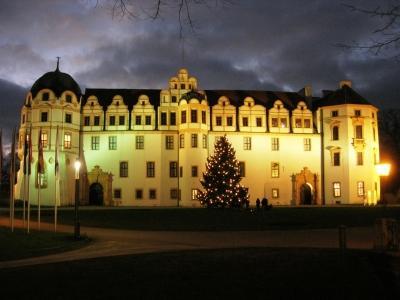 Das 'Märchen' - Residenzschloss Celle